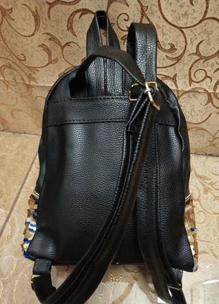 Женский рюкзак эко-кожа д444
