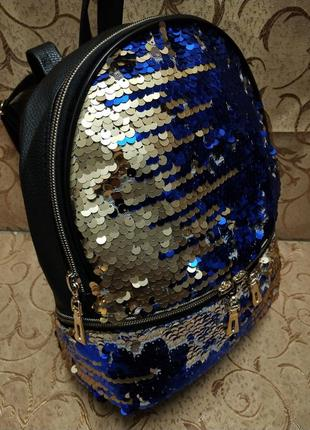 Женский рюкзак эко-кожа д44