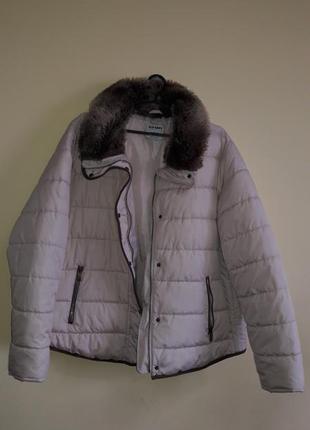 Куртка oldnavy  размер xxl женская с воротником