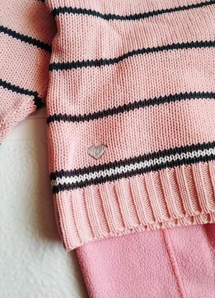 Теплый костюм лютик (свитер и штаны)2