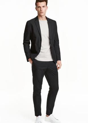 Костюмные брюки h&m