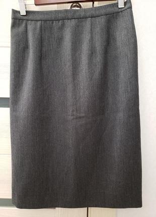 Шерстяная юбка размер м италия