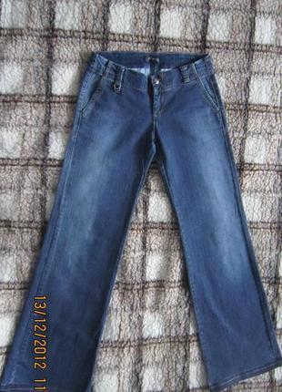 Джинсы тёмно-синие r.marks jeans