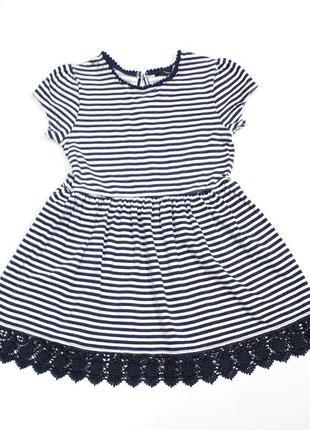 Стильное платье george,2-3 года