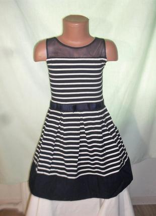 Платье на 9лет рост 134