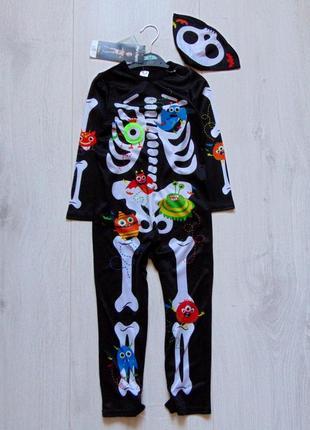 George. размер 3-4 года. новый карнавальный костюм для мальчика. шапочка в комплекте