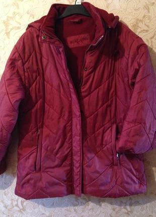 Куртки больших размеров женские 2019 - купить недорого вещи в ... a892928cf33b0
