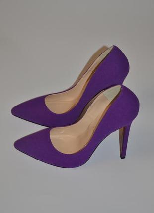 Новые шикарные женские туфельки