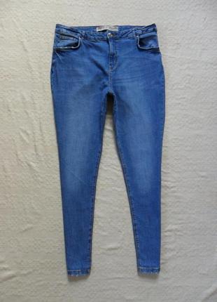 Стильные джинсы скинни с высокой талией denim co a86d460483c50