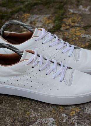 Кросівки lacoste tamora lace up leather. оригінал. нат шкіра. стан відмінний 39.5р
