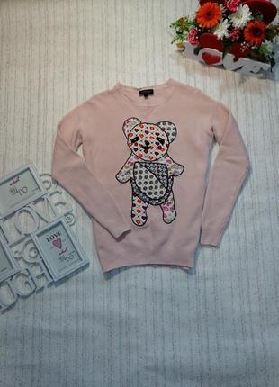 Милый свитер от topshop плюс подарок любая вещь на ваш выбор до 100 грн. 🌹