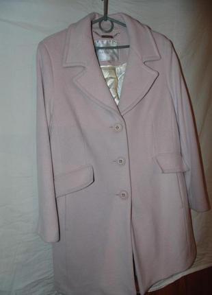 Пальто кашемировое шерстяное paul costelloe оригинал3 фото