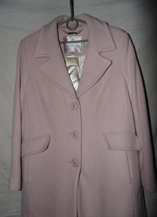 Пальто кашемировое шерстяное paul costelloe оригинал6 фото