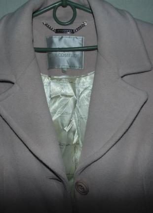 Пальто кашемировое шерстяное paul costelloe оригинал7 фото