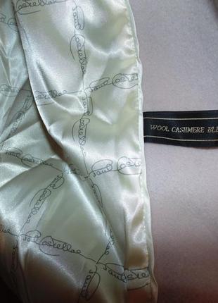 Пальто кашемировое шерстяное paul costelloe оригинал8 фото