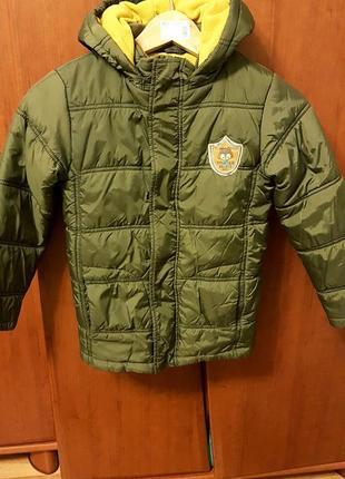 Демисезонная куртка cool club