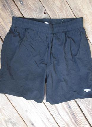 Плавательные шорты speedo на 10-11 лет, купальные шорты с плавками