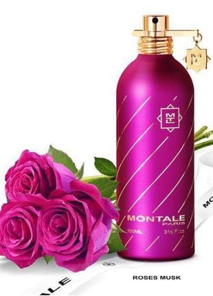 Montale roses musk, original, 100 ml.