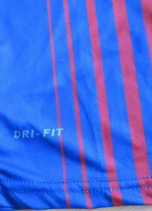 Футболка футбольная барселона, месси, nike, messi6 фото