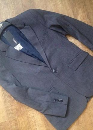 Школьная форма, пиджак классический для мальчика