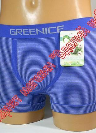Трусы мужские бесшовные greenice арт.76481