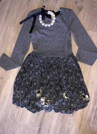 Стильное платье miumiu италия