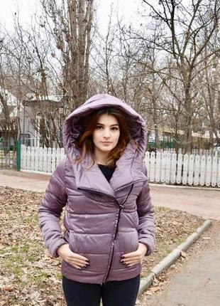 Парка куртка женская стильная весенняя качественная цвета и размеры