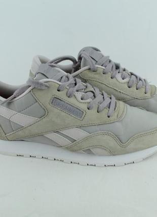 Оригинальные кроссовки reebok classic nylon x face stockholm 38.5 417c4aa6600f9