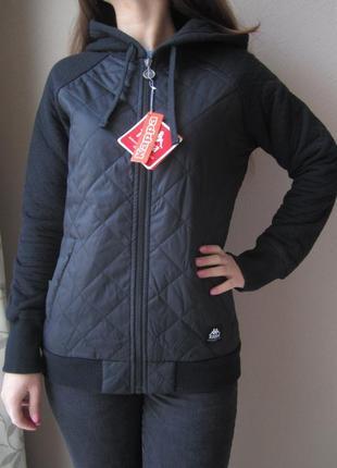 Куртка kappa женская демисезонная 46 m 38 ветровка