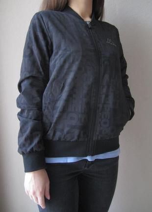 Новая женская куртка kappa демисезонная ветровка 44 m 36