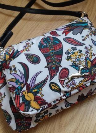 Эксклюзивная сумочка bimba & lola