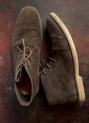 Стильные мужские ботинки демисезон  cedarwood state
