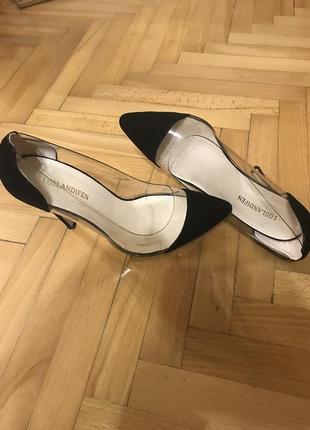 Туфлі стильні