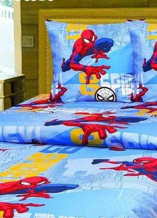 Постельное белье   человек паук спайдермен