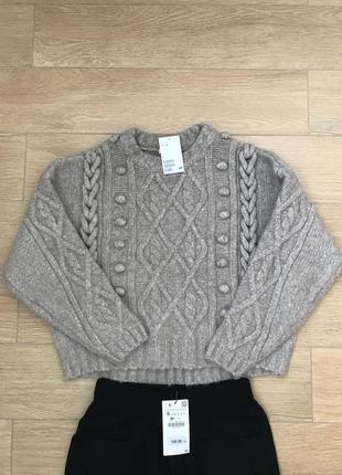 Новый свитер, hm