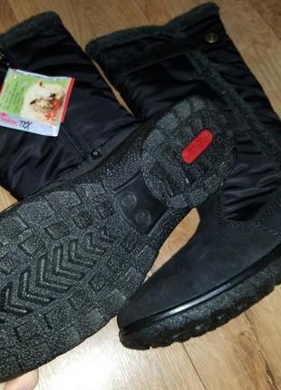 Зимные сапожки rieker 402 фото