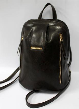 Рюкзак, ранец, женский рюкзак, эко кожа, стильный рюкзак, городской рюкзак