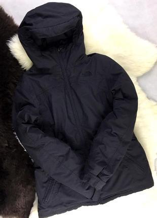 Куртка-пуховик the north face женская