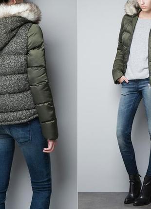 Куртка женская zara с