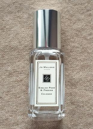 Нишевый аромат jo malone - english pear & freesia, 9 мл
