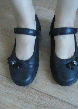 3afa6ffc0 Качество! кожа! детские балетки туфли для девочки clarks, р. 33-34 ...