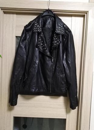 Куртка косуха 14-16 р-р
