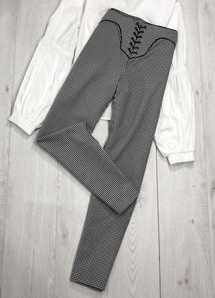 Шикарные укороченные брюки karen millen
