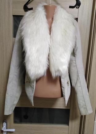 Куртка деми zebra s-xs zebra