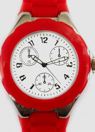 Fmd часы из сша с силиконовым браслетом мех. japan sii