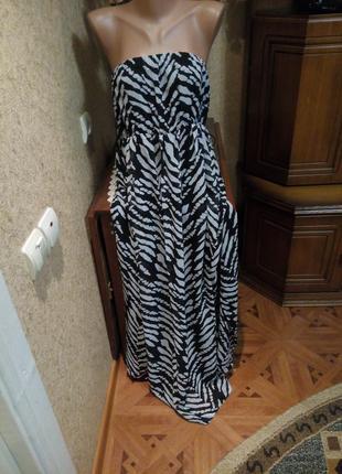 Платье , сарафан  пляжный