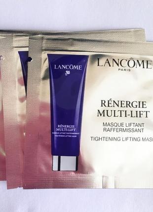 Lancôme renergie multi-lift masque liftant маска для лица