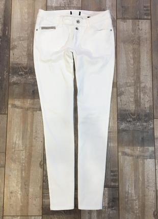 М(40 евр.) женские белые джинсы tcm tchibo