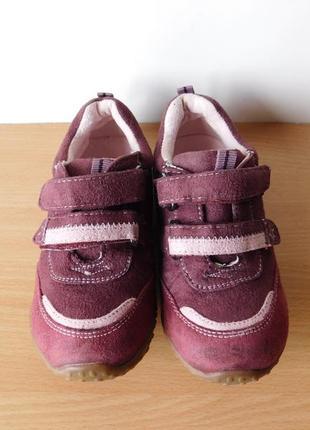 Кроссовки на девочку 27 размер