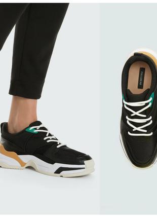 Самые модные кроссовки pull&bear в стиле баленсиага